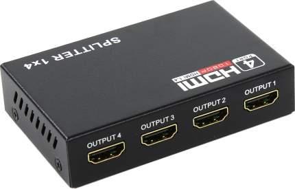 HDMI коммутатор Orient HSP0104N Black
