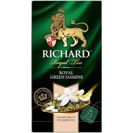 Чай зеленый Richard Royal Green Jasmine 25 пак