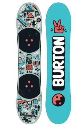 Сноуборд Burton After School Spe 2021, multicolor, 100 см