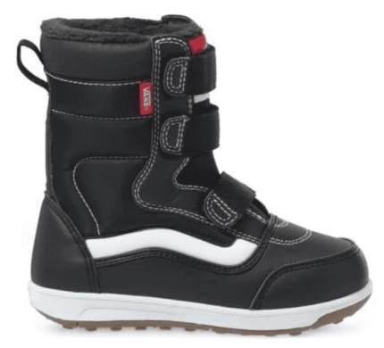 Ботинки для сноуборда Vans Snow-Cruiser V Mt 2021, black/white, 21.5