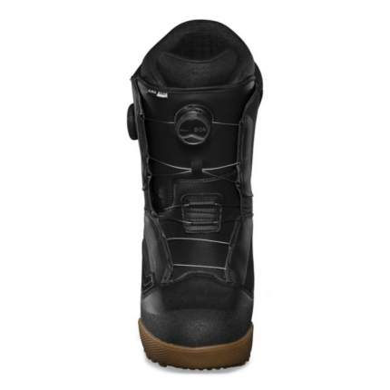 Ботинки для сноуборда Vans Aura Pro 2021, black/white, 29.5