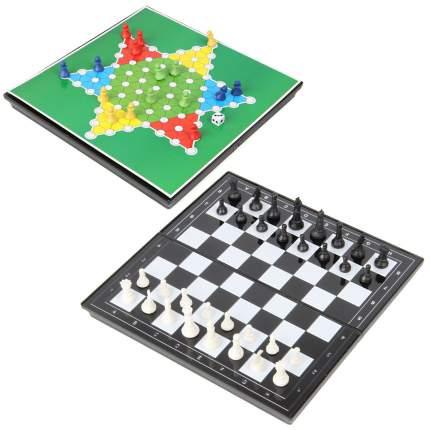 Настольные игры Veld Co. 2 в 1