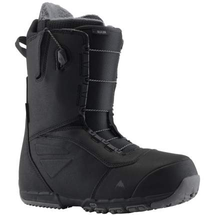 Ботинки для сноуборда Burton Ruler - Wide 2021, black, 29.5