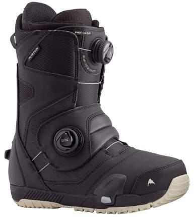 Ботинки для сноуборда Burton Photon Step On Wide 2021, black, 26.5