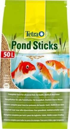 Корм для прудовых рыб Tetra Pond Sticks, палочки, 50 л