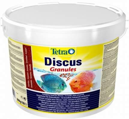 Корм для дискусов Tetra Diskus, гранулы, 10 л