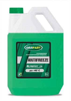 Антифриз OILRIGHT-40 (зеленый) 5кг