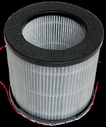 Сменный фильтр Clever&Clean CARBON 360° для очистителя воздуха HealthAir UV-03 Black
