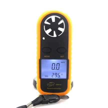 Анемометр Benetech GM816 измерение скорости и температуры воздушного потока