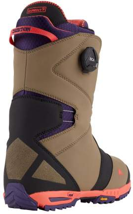 Ботинки для сноуборда Burton Photon Boa 2021, ash/purple/pop red, 29