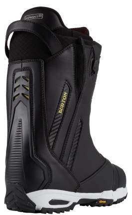 Ботинки для сноуборда Burton Driver X 2021, black, 28.5