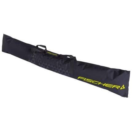 Чехол для беговых лыж Fischer Eco Xc Nc 1 Pair, black, 195 см