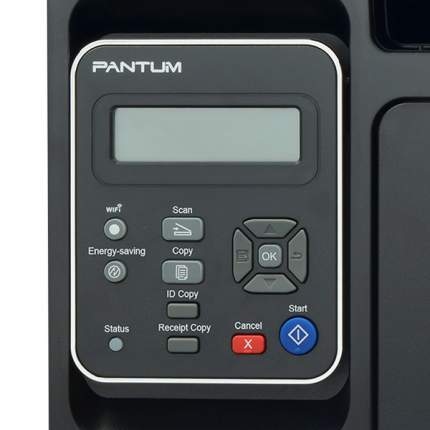 Лазерное МФУ Pantum M6550NW