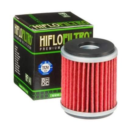 Масляный фильтр HIFLO HF141 / ISON 141 HF141