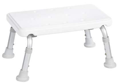Скамеечка для входа в ванну с изменением высоты