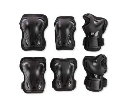 Комплект защиты Rollerblade Skate Gear 3 Pack, black, M