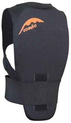 Защита спины горнолыжная Biont Комби, XS, черная