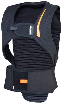 Защита спины горнолыжная Biont Комби, S, черная