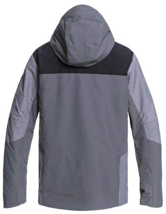 Куртка Сноубордическая Quiksilver 2020-21 Mission Plus Iron Gate (Us:m)