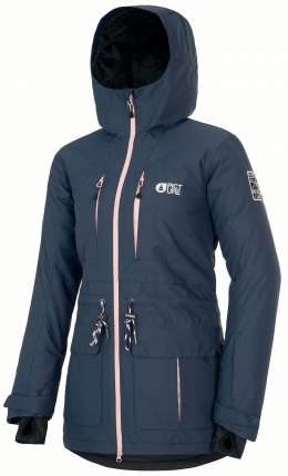 Куртка Сноубордическая Picture Organic 2020-21 Apply Dark Blue (Us:s)