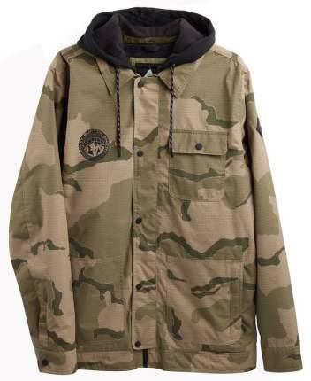 Куртка Сноубордическая Burton 2020-21 Dunmore Barren Camo (Us:m)