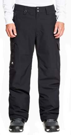 Спортивные брюки Quicksilver Porter, True Black, M INT