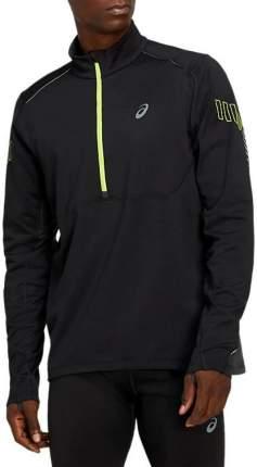Куртка Asics 2020-21 Lite-Show Winter 1/2 Zip Top Performance Black/Graphite Grey M