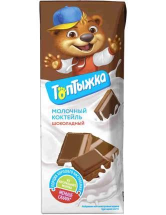 Коктейль Топтыжка ультрапастеризованный шоколад 3.2% 200 г