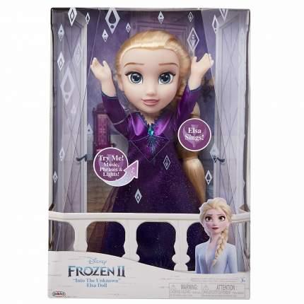 Кукла Frozen Эльза Холодное сердце 2 поющая, 32 см 207031