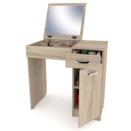 Столик туалетный Шарм-Дизайн СТ-П Дуб Сонома