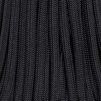 Паракорд 550 черного цвета 30 метров Atwood Rope MFG