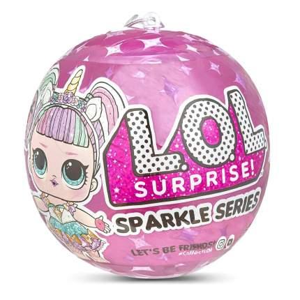 Кукла L.O.L. Surprise Sparkle series 559658 Гламурная
