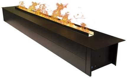 Электрокамин RealFlame Cassette 1000 3D Black Panel, черный