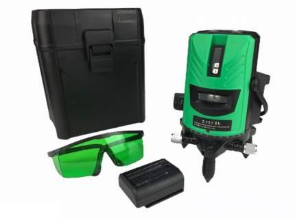 Уровень лазерный самовыравнивающийся ZITREK LL4V1H-Li-GL (5 линий, зеленый луч) 065-0159