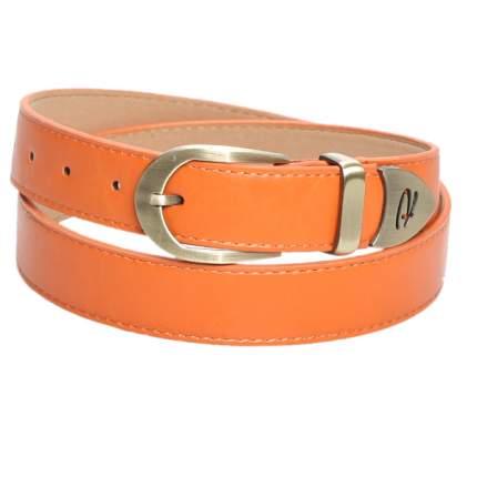 Ремень женский Fancy's Bag FB-1208-58 оранжевый