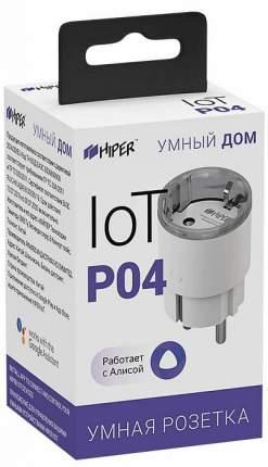 Умная розетка HIPER IoT P04 (White)