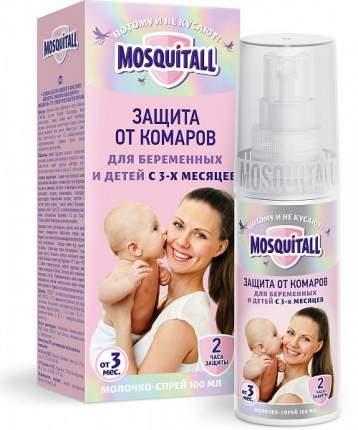 Молочко-спрей Mosquitall 2146063408 защита от комаров 100 мл