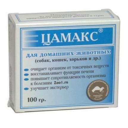 Витаминный комплекс для собак, кошек, хорьков, грызунов Цамакс Для животных, 100 г