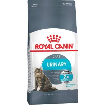 Сухой корм для кошек ROYAL CANIN Urinary Care, для профилактики МКБ, 0,4кг