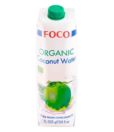 Вода FOCO  Кокосовая 1л