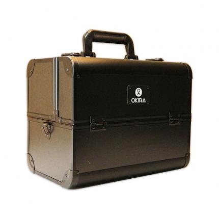Бьюти кейс для косметики Okira CWB 6350 черный