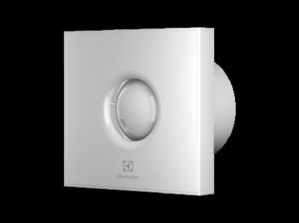 Вентилятор вытяжной ELECTROLUX Rainbow EAFR-120T white с таймером