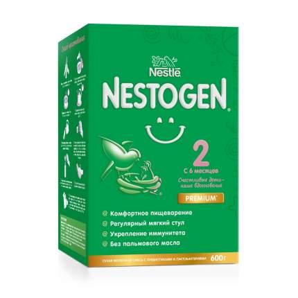 Молочная смесь Nestogen 2 от 6 до 12 мес, 600 г