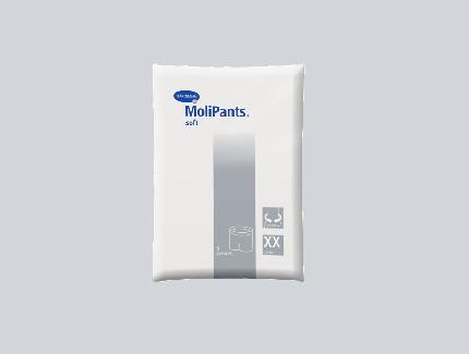 Удлиненные штанишки HARTMANN MoliPants soft для фиксации прокладок ХХL 5 шт.