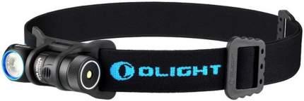 Туристический фонарь Olight H1R Nova CW, черный, 3 режима