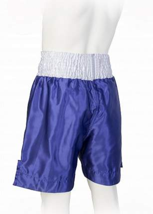 Шорты боксерские JABB BS синий, размер S