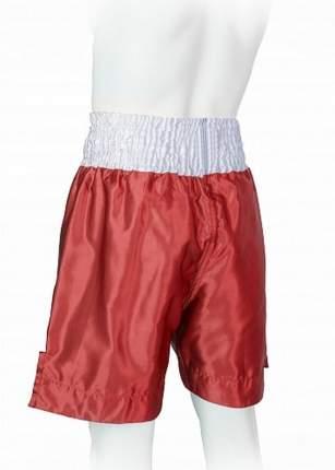 Шорты боксерские JABB BS красный, размер M