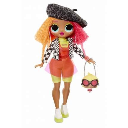 Кукла LOL Surprise ЛОЛ O.M.G. - Neonlicious (30 см) 560579