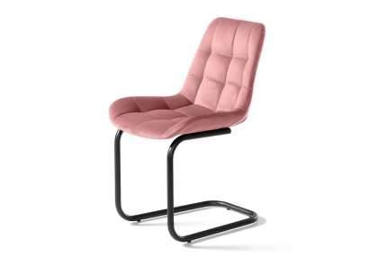 Стул Hoff Кирс 80349046, хром/розовый