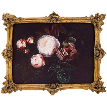 Панно настенное Lefard, Розы, 39х3,5х31 см